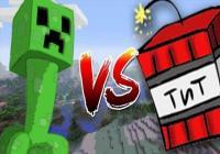 我的世界中,苦力怕和TNT哪个威力更大?