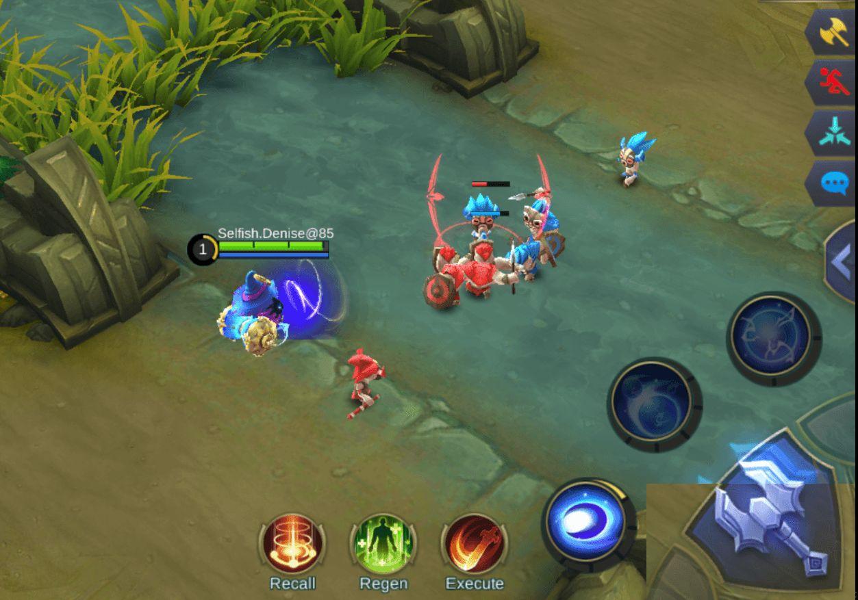 无尽传奇游戏中路英雄如何玩?Mobile Legends中单通关攻略秘籍