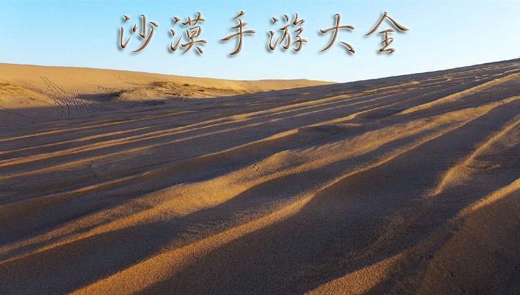 沙漠手游-手机游戏