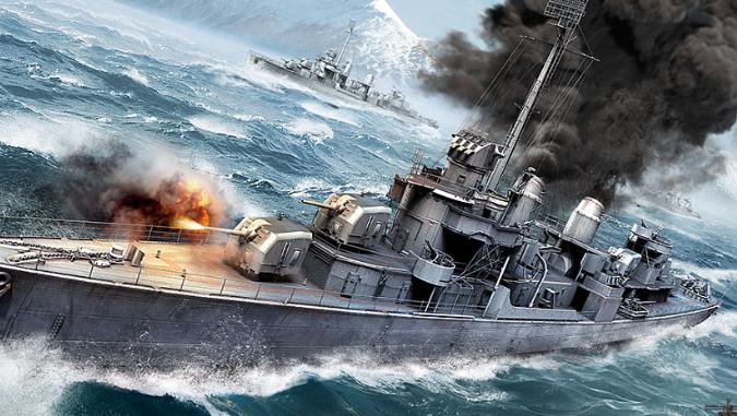 巅峰战舰-手机游戏专题