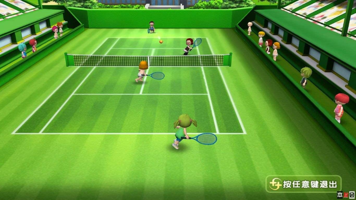 网球游戏下载