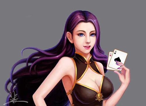 美女棋牌大全