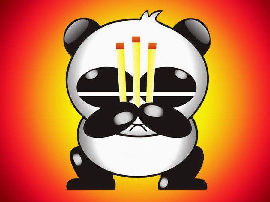 熊猫烧香合集