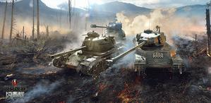 新版驾到!《坦克世界闪击战》D系72.01(K)科技线重装上线