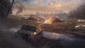 赤色阵营添猛将 《坦克世界闪击战》C系坦歼科技线实装!
